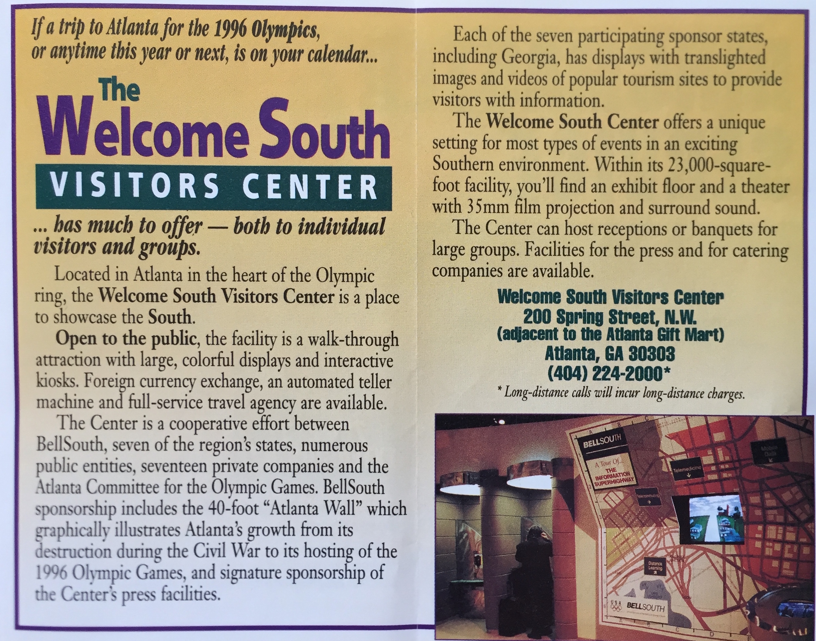 Part 6 - 1980 to 2000 - Atlanta Telephone History